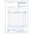 Documento di trasporto 150x225mm 50fgx3 copie(mitt-dest-vett) bm - Z04631