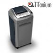 Distruggidocumenti a microframmenti delta 200m 70lt titanium - Z04913