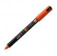 Marcatore uni posca pen pc1m arancione ultra fine - Z05065