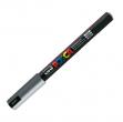 Marcatore uni posca pen pc1m argento ultra fine - Z05066