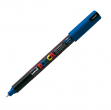 Marcatore uni posca pen pc1m blu ultra fine - Z05068