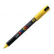 Marcatore uni posca pen pc1m giallo ultra fine - Z05069