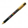 Marcatore uni posca pen pc1m oro ultra fine - Z05070