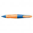 Portamine stabilo easyergo 1,4mm + 3 mine per destromani ultramarine/orange - Z05150