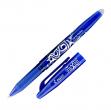 Penna sfera a scatto frixionball clicker 0,5mm blu pilot - Z05154