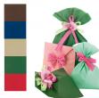 100 buste regalo in ppl mat a everyday classic 25x40cm 5 colori classici - Z05195