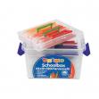 Schoolbox 120 pennarelli punta fine lavabili primo - Z05215