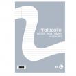 Fogli protocollo A4 60gr 20fg uso bollo bm - Z05255