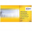Scatola 5000 fili standard in pp 40mm per sparafili avery - Z05313