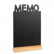 Lavagna da tavolo 'memo' silhouette securit - Z05447