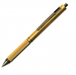Penna a sfera multifunzione quadra oro osama - Z05471