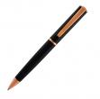 Penna sfera impressa™ nero-rosegold punta m monteverde - Z05669