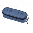 Ovalino grip melange blu avio faber castell - Z05805