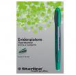 Evidenziatore starline verde p.scalpello 1-4mm - Z09053