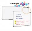 Lavagna bianca magnetica 90x120cm starline - Z09265