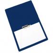Cartellina c/pressino lilliput in presspan 26x33cm blu - Z09740