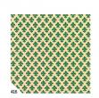 Rotolo cartarivesto 49x300cm giglio verde adesivo rextaco - Z09902