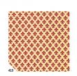 Rotolo cartarivesto 49x300cm giglio rosso adesivo rextaco - Z09903