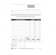 Blocco fatture professionisti 50/50 fogli autor. 23x15 e5266a - Z09924