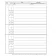 Registro antiriciclaggio operatori non finanz. 31x24 96fg e2179 edipro - Z09929