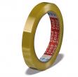 Nastro adesivo pvc 66mtx9mm trasparente 4204 per sigillatura tesa - Z09959