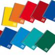 Quaderno A5 spiralato 4mm s/fori 80gr 60fg one color blasetti - Z10094