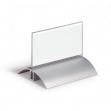 Portanome da tavolo 5,2x10cm de luxe durable - Z10201