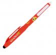 Penna sfera cancellabile riscrivi touch 0,7mm rosso osama - Z10375