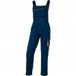 Salopette da lavoro m6sal blu/arancio tg. l panostyle® - Z10563