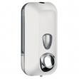 Dispenser sapone liquido 0,55lt bianco soft touch - Z10652