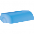 Coperchio per cestino gettacarte 23lt azzurro soft touch - Z10665