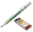 Taschetta 4 marcatore white board mw85 punta tonda amiko - Z10674