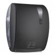 Dispenser asciugamani elettronico 875 kompatto advan nero soft touch - Z10680
