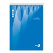 Blocco note derby 150x210mm 70fg 60gr pm bianco bm - Z10715