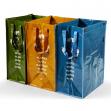 Set 3 contenitori ricicla bag perfetto - Z10789
