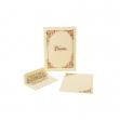 Taschetta 10 fogli lettera 210x297mm con busta linea florentia kartos - Z10825