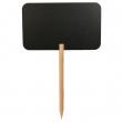 Silhouette board sticks 'rettangolo' 30x77,5cm securit - Z10862