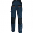 Pantalone da lavoro mach 2 blu/nero tg.l - Z11146