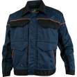 Giacca da lavoro mach 2 blu/nero tg. xl - Z11151