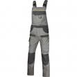 Salopette da lavoro mach 2 grigio ch./grigio sc. tg. xl - Z11153