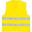 Gilet alta visibilita' giallo fluo tg. l - Z11156