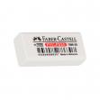 Gomma mini in vinile bianca per matita faber castell - Z11399