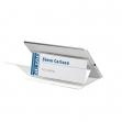 Portanome da tavolo con porta tablet 21x83x13,8cm durable - Z11405
