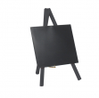 Mini lavagna con cavalletto nero 26x15cm securit - Z11435