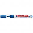 Marcatore blu per lavagne bianche edding 660 tratto 1,5 - 3,00mm - Z11547