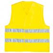 Gilet alta visibilita' giallo fluo tg. xxl - Z11790