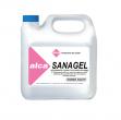 Detergente sanificante sanagel tanica 3kg alca - Z11833