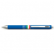 Penna a sfera multifunzione quadra blu osama - Z12011