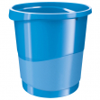 Cestino gettacarte europost blu vivida 14lt esselte - Z12572