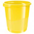 Cestino gettacarte europost giallo vivida 14lt esselte - Z12573